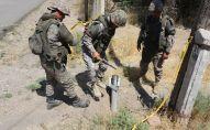 Подразделения министерства обороны ликвидируют  боеприпасы