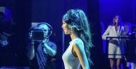 Дина Кожасаева - обладательница титула Юная Мисс Москва