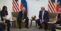LIVE: Встреча Владимира Путина и Дональда Трампа в Осаке