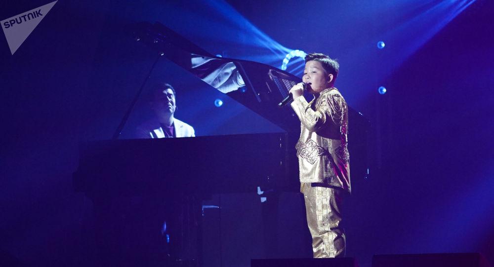 Ержан Максим с концертом в Нур-Султане