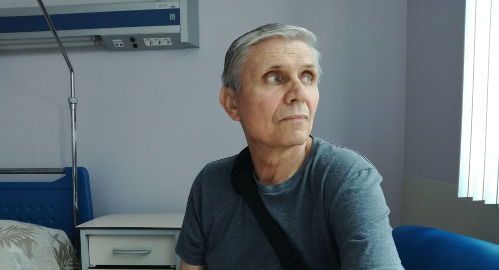 Олег Кипиченков