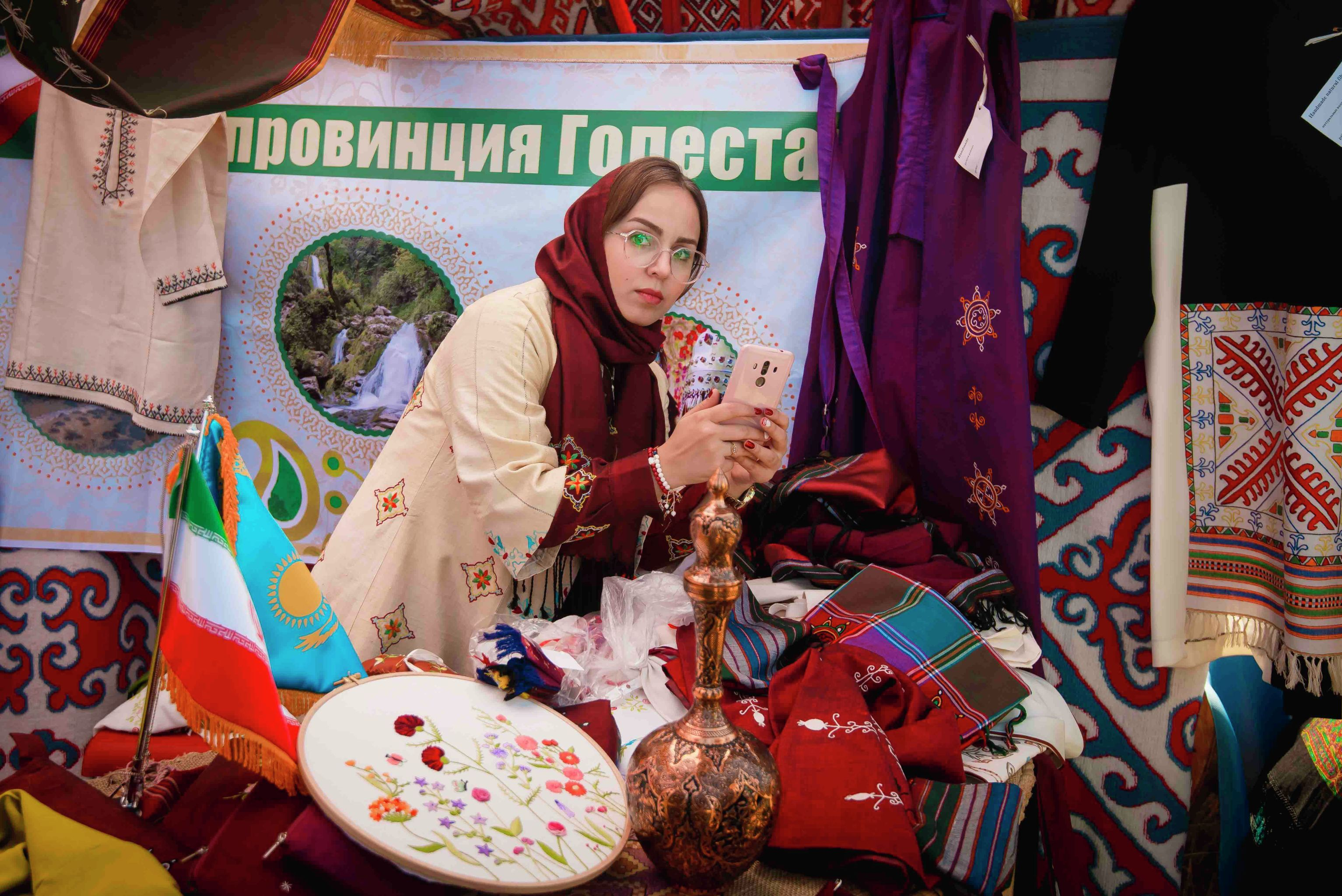 IV Международный этнофестиваль Koshpendiler Аlemi