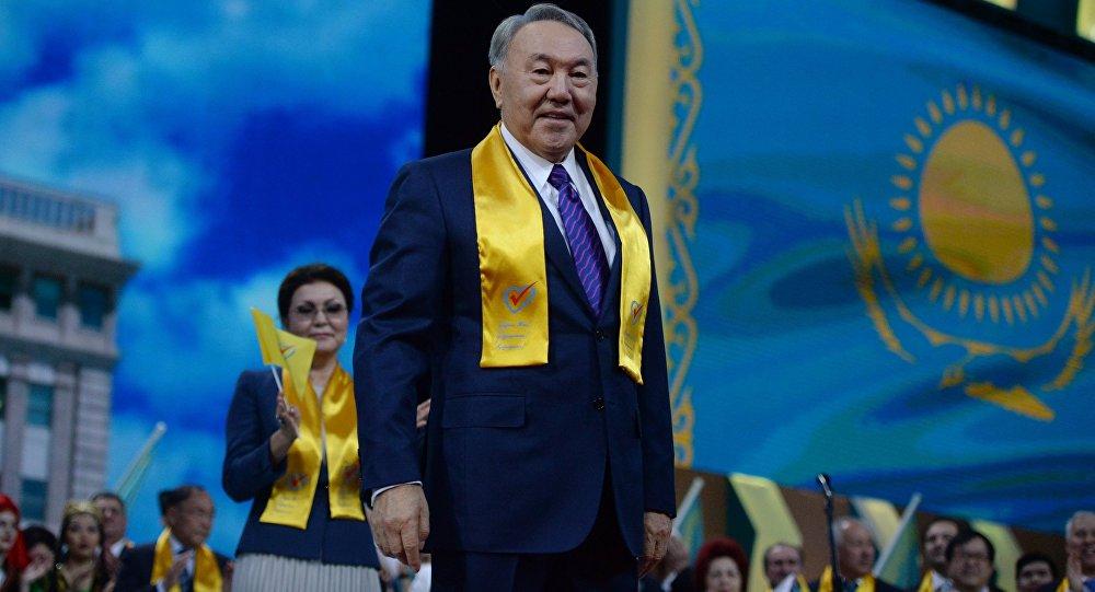 Президент Казахстана удостоен премии «Человек года»
