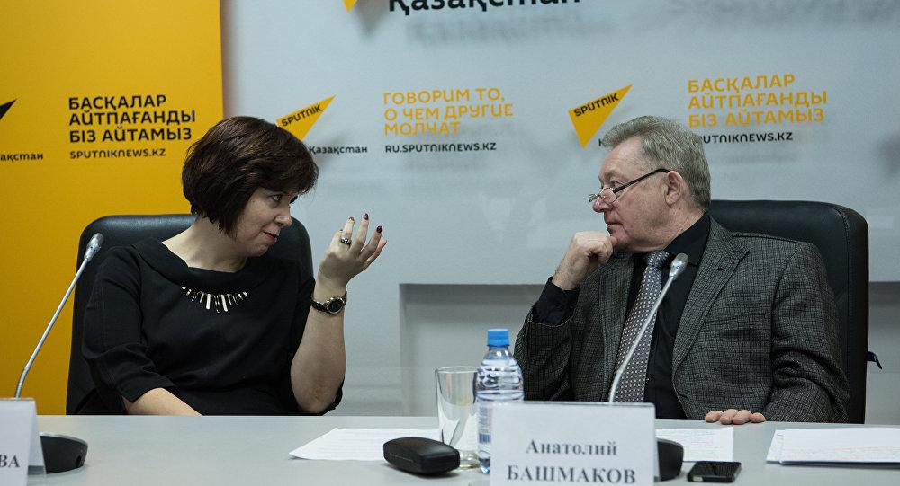 Вопросы мультикультурализма в СНГ рассмотрены в пресс-центре Sputnik