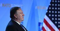 Государственный секретарь США Майк Помпео, архивное фото