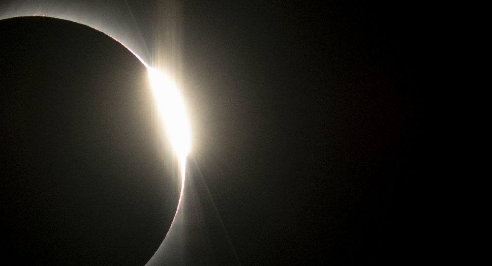Полное солнечное затмение в Чили