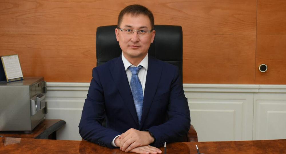 Түркістан әкімі Рашид Аюпов