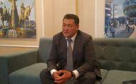 Аким Павлодарской области Булат Бакауов