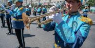 Фестиваль оркестров в день столицы