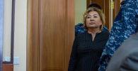 Білім және ғылым вице-министрі Эльмира Суханбердиева кінәлі деп танылды