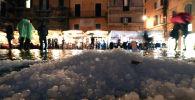 Град в Италии, архивное фото