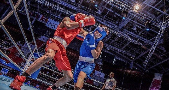 Чемпионат мира по боксу среди молодежи в Санкт-Петербурге