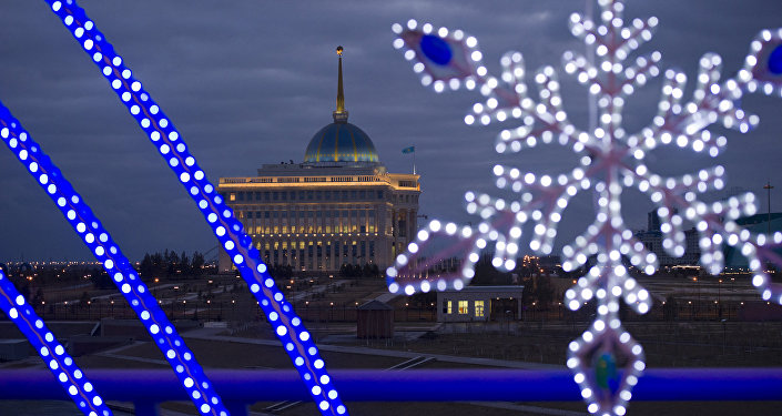 Президенттің Астанадағы сарайы