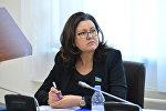 Депутат мажилиса Наталья Жумадильдаева