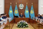 Қасым-Жомарт Тоқаев үкіметтің кеңейтілген отырысында