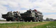 С-400 зениттік ракета жүйесі