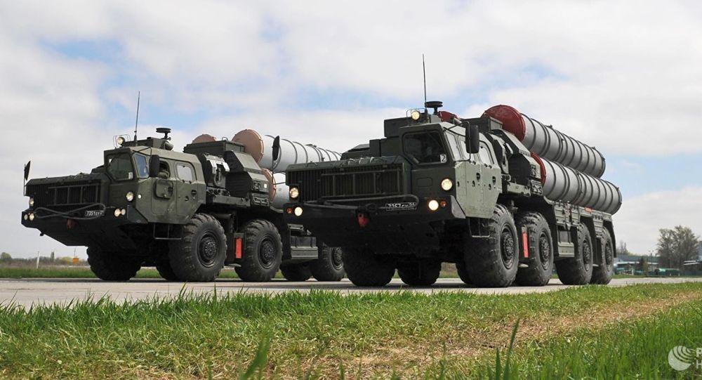 Зенитная ракетная система С-400