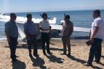 Самолет-амфибия задействован на поисках пропавшего казахстанца на иссык-Куле