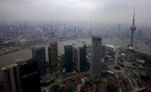 Шанхай. Виды города