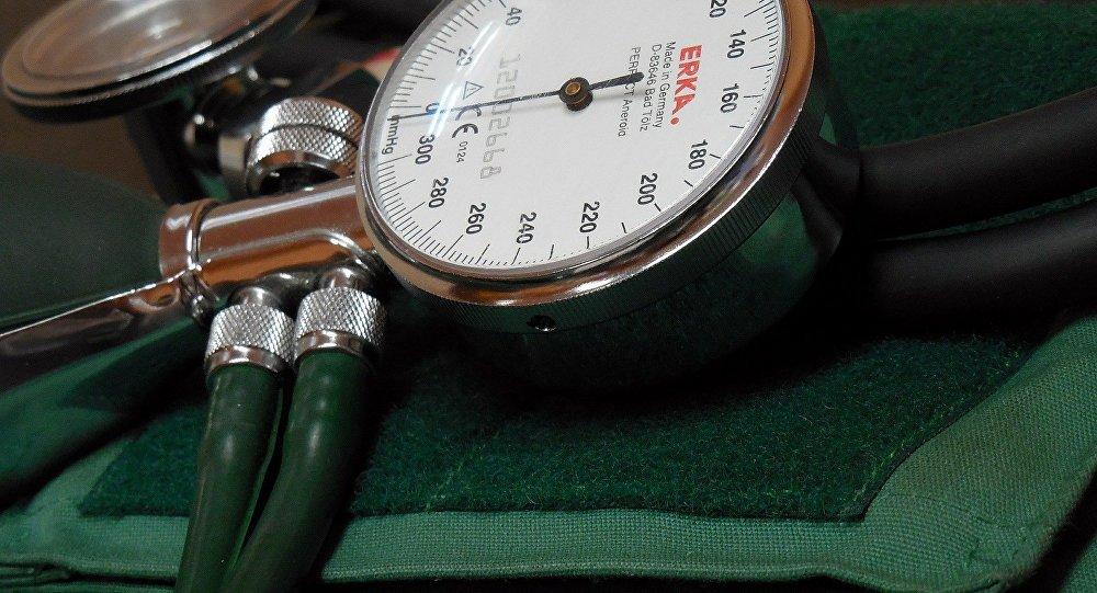 Тонометр. Аппарат для измерения артериального давления.