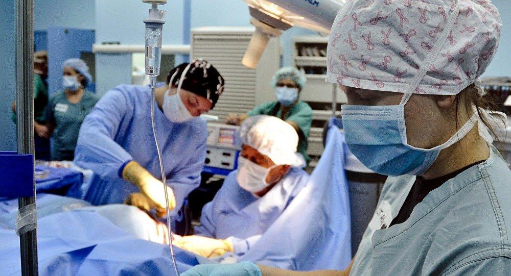 Хирургическая операция