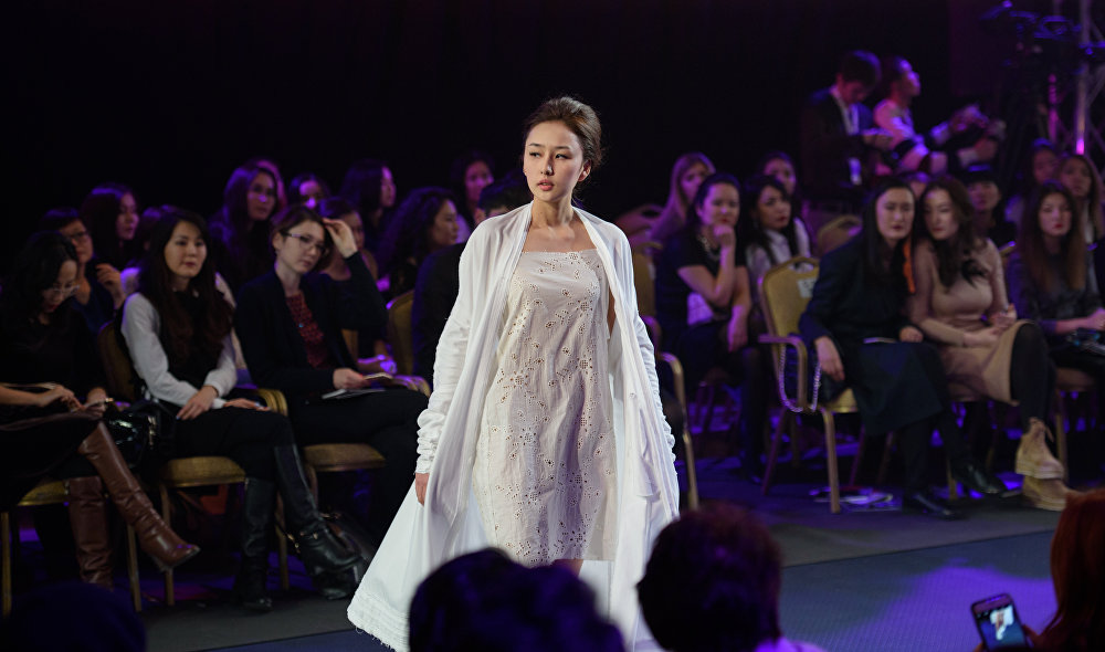Kazakhstan fashion week 2016