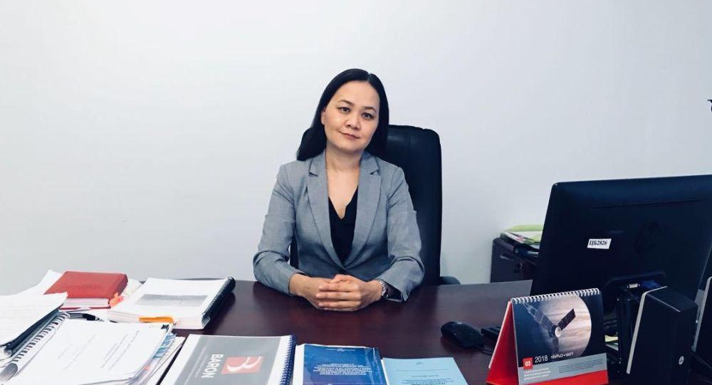Заместитель генерального директора  РГП Казгидромет Данара Алимбаева
