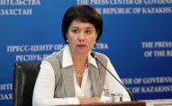 Гульшара Абдикаликова