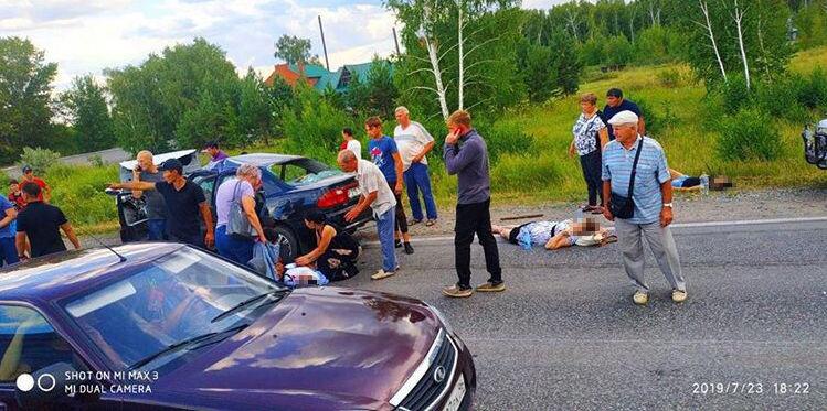 Қостанай-Сарыкөл жолында болған жантүршігерлік жол апатынан екі адам қаза тапты