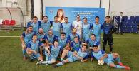 Благотворительный футбольный матч в поддержку Галины Полевой
