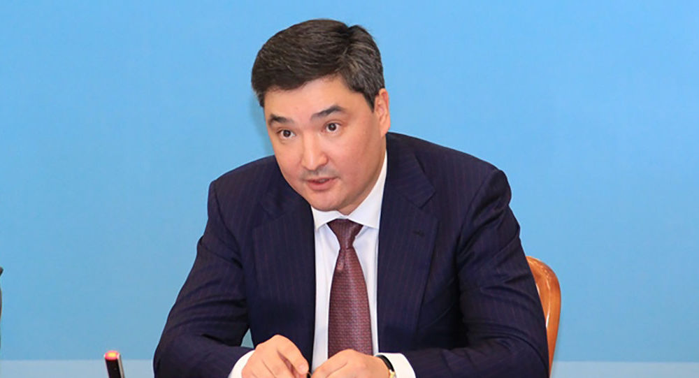 Олжас Бектенов