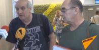 Российские моряки рассказали подробности их задержания на Украине - видео