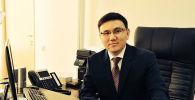 Завотделом внутренней политики Администрации президента Гани Ныгыметов