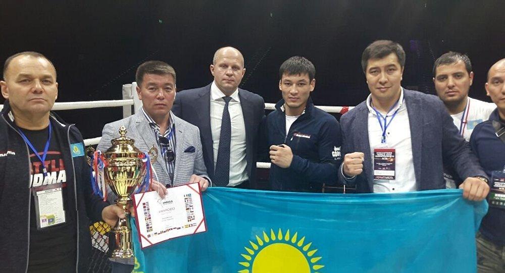 Чемпионат мира по MMA в Макао