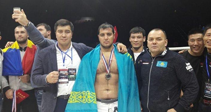 Чемпионат мира по MMA