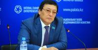 Глава Союза машиностроителей Казахстана Мейрам Пшембаев
