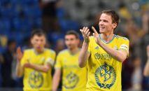 Марин Томасов - игрок ФК Астана
