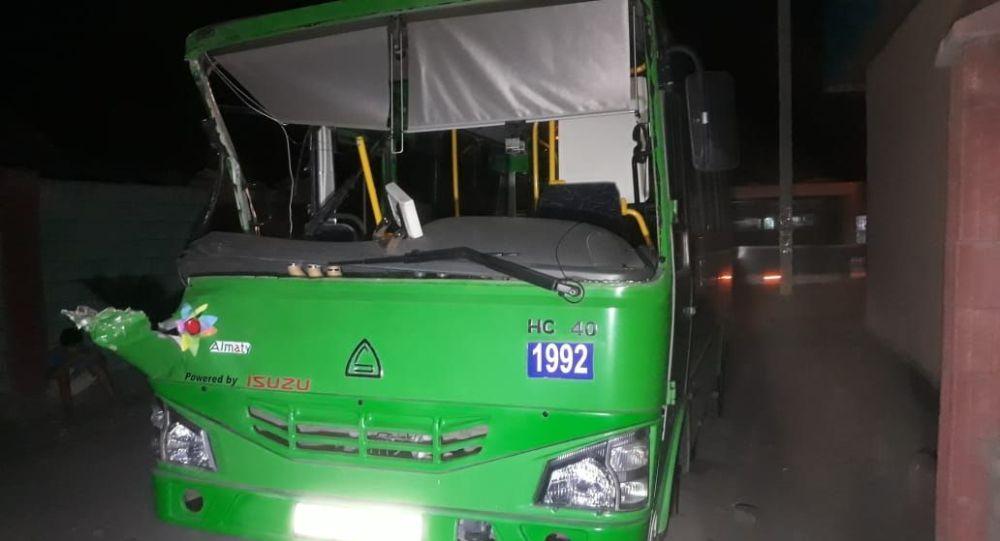 Авария на улице Каркара