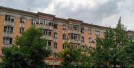 Көп қабатты үй, Алматы