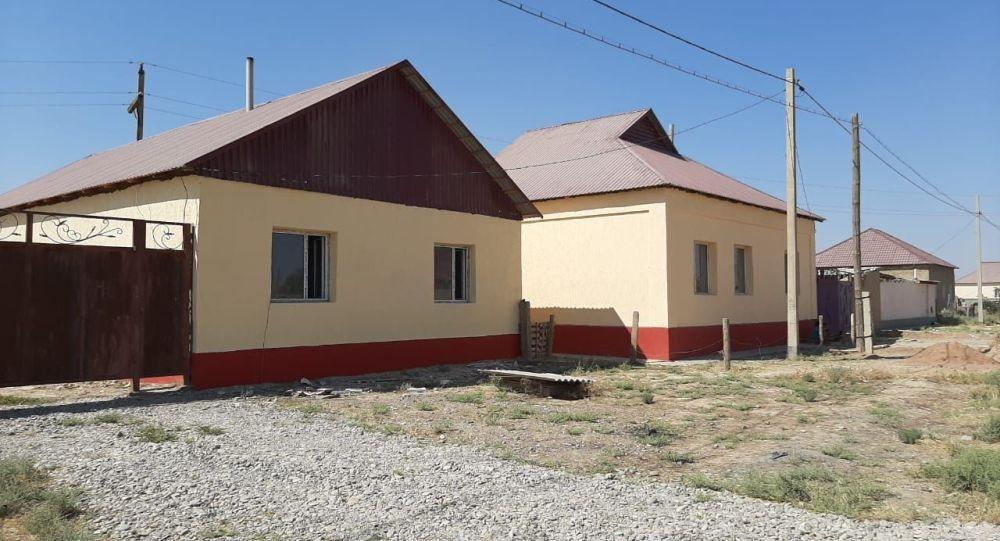 Новые построенные дома в Арыси