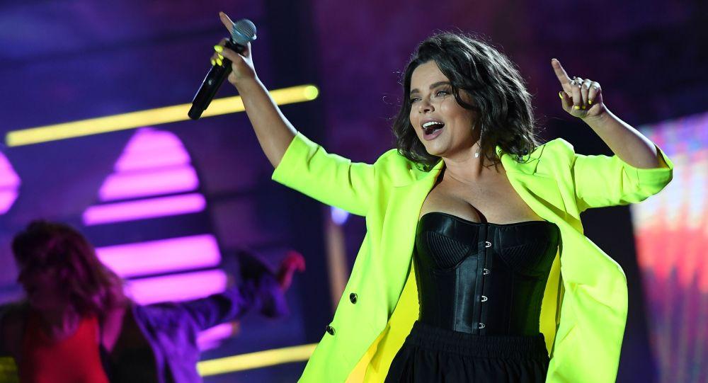Певица Наташа Королева