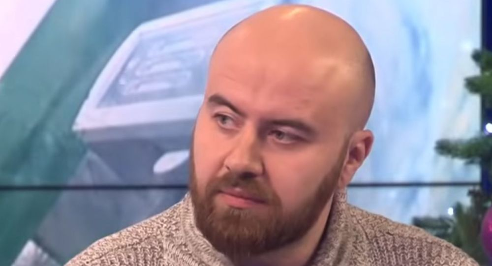 Вице-президент Независимого топливного союза Дмитрий Гусев
