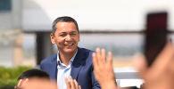 Омурбек Бабанов вернулся в Киргизию