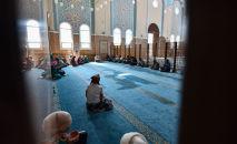 Молитва на Курбан айт