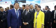 Аскар Мамин и Гурбангулы Бердымухамедов