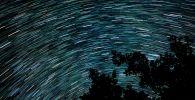Метеорный поток Персеиды, архивное фото
