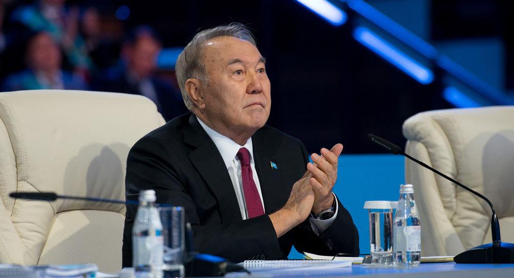Қазақстанның тұңғыш президенті Нұрсұлтан Назарбаев
