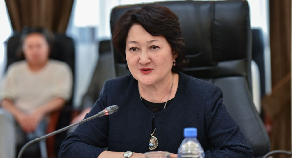 Мәдениет және спорт министрі Ақтоты Райымқұлова