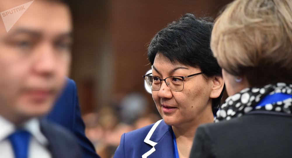 Қазақстанның білім және ғылым вице-министрі Фатима Жақыпова