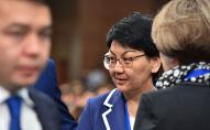 Вице-министр образования и науки Республики Казахстан Фатима Жакыпова